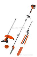 Wholesale 2016 New in Grass cutter with cc Engine Multi Brush cutter Petrol strimmer Tree Pruner with m extend pole factory