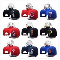 Wholesale Outdoors Athletic Sports Caps Snapbacks Adjustable Football Snap Fluorescence of the brim High Quality Players Sports