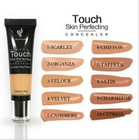 Wholesale Younique liquid concealer touche eclat Mineral touch skin perfecting concelaer Moisturizer BB Creams Concealer CC Cream Makeup colors
