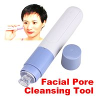 Wholesale Universal Facial Skin Cleansing Makeup Pore Cleanser Cleaner Blackhead Zit Acne Remover Quality DHL