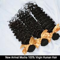 Fabricante al por mayor del comercio exterior, alta calidad y precio bajo, pelo hermoso, sombra profunda del pelo de la onda para que la belleza al sastre, 100 gramos