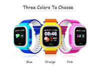 Perdu android France-Enfants Sécurité Essentiels Anti Lost GPS Tracker Smart Watch Q90 Avec WIFI Kids SOS Emergency Pour IphoneAndroid Smartwatch