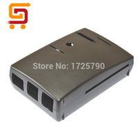Wholesale High Quality Plastic Raspberry Pi Model B Case Convenient Raspberry Pi Box Raspberry Pi B Cover Shell