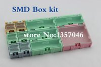 Wholesale Component storage box IC Components Boxes SMT SMD Wentai Boxes Kit