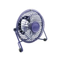 Wholesale Mini USB inch all metal fan for ultra quiet computer cooler for computer fans