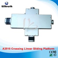 Wholesale LY A2515 crossing linear sliding platform for CNC engraving machine