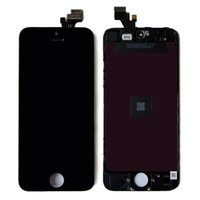 Wholesale Superior AAA LCD Display Touch Panel Digitizer Screen For iphone lcd iphone S C lcd screen with Frame Full Assembly Replacement