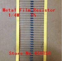 Wholesale W Metal Film Resistor K ohm