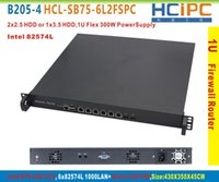 Wholesale HCiPC B205 HCL SB75 L2FSPC B75 L intel LAN U Firewall BareBone