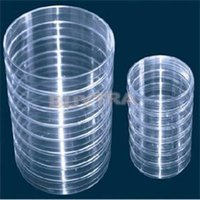 Wholesale Affordable Sterile Petri Dishes Lids for Lab Plate Bacterial Yeast School Supplies Stationery mm x mm