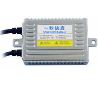 achat en gros de salut ballast-Digital AC 55W HID Ballast pour HID Kit de conversion au xénon lampe de voiture automatique lampe de voiture caché bulbe Bi xénon Hi low caché livraison gratuite