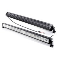 42 pouces 240W Dual Row Spot Flood Combo Beam LED Work Driving Light Bar pour voiture Truck Boat Jeep Ford Trailer 4WD SUV ATV UTV Véhicules hors route