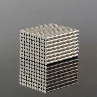 300pcs libèrent l'aimant chaud super super chaud du dia 2x1mm N50 d'aimant de néodyme les aimants permanents de disque rond