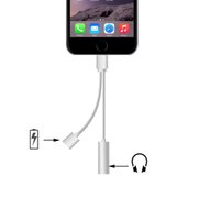 Wholesale New Charger mm in Headphone Jack Adapter for iPhone plus to mm earphone jack