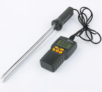 Wholesale 10pcs MD7822 Digital Grains Thermometer Humidity Tester Rice Corn Wheat Coffee Bean Moisture Meter Hygrometer
