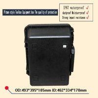 Wholesale waterproof equipment case mm high quality Tool case Shock proof box tool box with Sponge Foam