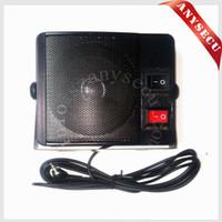 Wholesale Speaker mm Jack TS External Speaker for Walkie Talkie Accessries Handy Radio Comunicador cb Radio J6240A