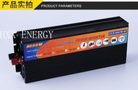 Wholesale 2000W pure sine wave solar power inverter DC V to AC V digital display