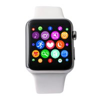 apple clone - 2017 IWO nd gen smart watch mm CPU MTK2502C Best Clone Bluetooth MP3 Player Watch W51 for Android iOS PK A9