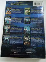 Wholesale 15pcs Factory sale dvds Harry potter FILM dics US version region Factory Price free DHL