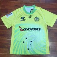 Men australia football jersey - 2017 Australia soccer Jerseys CAHILL top quality Australia shirts Australian away football Jerseys