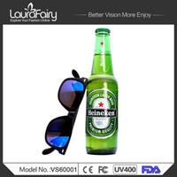 adult bottle opener - LauraFairy Polarized UV400 Preotection Fashion Men Women Sunglasses Metal Full Rim Rectangle Multifunction Bottle Opener Sunglasses VS60001