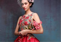 Evening Dresses Model Pictures Ball Gown LST52 Dress in the summer of 2017 the new bride wedding dress, cultivate one's morality long take Chinese style costumes female red wedding