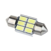 Wholesale CANBUS Festoon SMD Dome C5W ERROR FREE LED smd interior Pure WHITE LED Reading Lights bulb mm mm mm mm