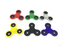 Wholesale 2017 Hot Selling Fidget Spinner Toy Finger Spinner Hand Spinner HandSpinner EDC Toy For Decompression Anxiety