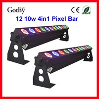 Wholesale 2016 New Gothylight High Power x10w in1 light led pixel strip party light for party or disco shop