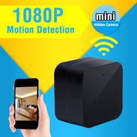 Wholesale HD P Mini Wifi USB Adapter Hidden Spy Camera Covert Nanny Wall Charger Camera Home Surveillance and Security Camera