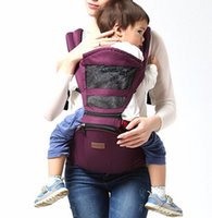 baby carry basket - 2017 Four Position Beathable Baby Carrier Ergonomic Newborn Wrap Baby Backpack Sling Front Facing Infant Organic Basket