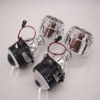 bi xenon projector - 2 inch bi xenon lens H1 H4 H7 BiXenon bi xenon Projector lens motorcycle car hid projector lens headlight