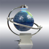 Wholesale Fascinations Levitron Globe HT inch Spinning anti gravity Globe degree Rotating Ball for business gift or decoration