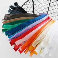Wholesale Sewing Notions nylon zipper single open zipper clothing accessories can be used for clothing quilt pillow backpack etc no6