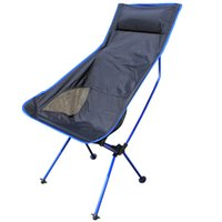 barbecue lights - New Arrival Outdoor Portable Super Light Breathable Chair Folding Seat Stool Fishing Camping Hiking Beach Picnic Barbecue Chair