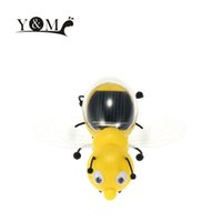 Wholesale Hot Sale Solar Bee Cute Kids Toys Interesting Solar Powered Energy Bee Popular Children s Educational Solar Toys