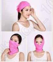 Wholesale Outdoor Face Mask Multifunction Windproof Ski Cycling Winter Warm Cover Neck Guard headband Scarf colors LJJO1012