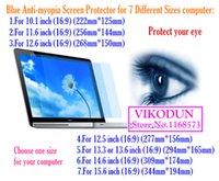 apple computers protectors - universal inch blue Anti myopia protective film tablet screen protector notebook computer