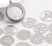 Wholesale 60pcs Love floating charms Locket charms accessories silver box hollow plates