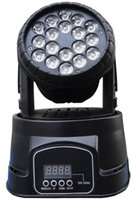 auto express usa - by express x3w led stage light mini led movinghead wash18 w led washStage light dj equipments