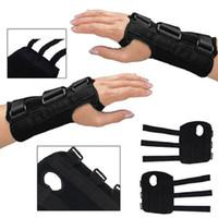 Wholesale Carpal Medical Wrist Support Sprain Forearm Splint Adjustable Breathable Wrist Support Brace Medical Arm Wrist Splint