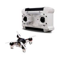 Wholesale Quadrocopter Dron FQ777 Pocket Drone CH Axis Gyro Quadcopter With Switchable Controller RTF UAV RC Helicopter Mini Drones