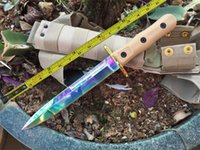 camping tool abs knife - Extrema Ratio ABS Handle HRC Blade Camping outdoors Hunting Knife TI