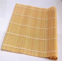 Wholesale Bamboo to the bamboo curtain of sushi sushi type bamboo curtain roll sushi appliance sushi rolls