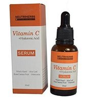 Wholesale Neutriherbs Superior Vitamin C Serum with Hyaluronic Acid Permeates Skin Smoothly Fading Sun Spots or Discoloration Anti wrinkle