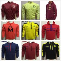 america training - 2016 Mexico th Club America Hoodies jacket Winter soccer Sets Ac Milan Dortmund Training Sweater Football jacket Soccer Hoody