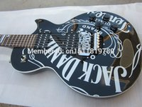 Wholesale new gib standard jackdanies guitar oem lp guitar with tremolo guitar in china