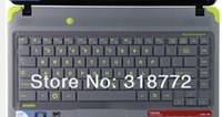 Wholesale 5pcs Silicone solid Color computer Laptop notebook Keyboard Cover Skin Protector protective film for Toshiba Satellite L630