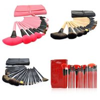 benefit hair - Benefit Cosmetics colors highlighter Makeup Brushes Set Naked Make Up Blending Brush With LOGO